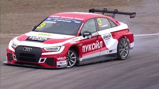 RCRS 3 stage 2018. Touring/TCR Russia. Race 1 | СМП РСКГ 2018. 3-й этап. Туринг. Гонка 1