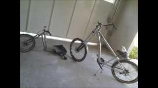 Drift Trike com Rolamento SA/RS