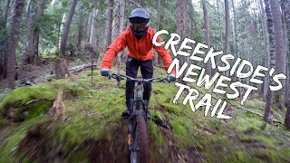 Whistler MTB | Creekside's Newest Trail