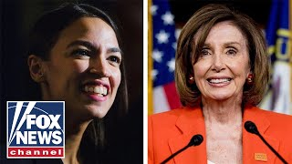 Ocasio-Cortez signals frustration with Pelosi over impeachment