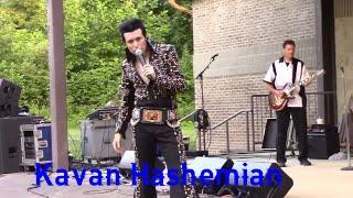 Kavan & Memphis Flash  (Elvis tribute) full concert 6/17/17