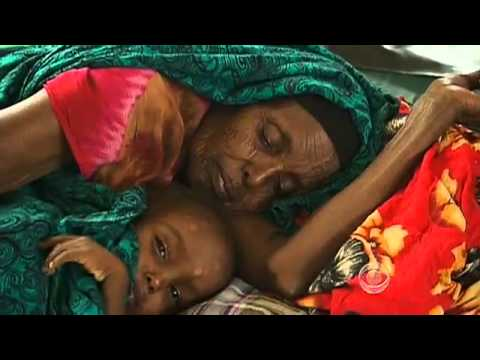 Africa - Hospital saves Somali refugees from starvation - 09.08.2011