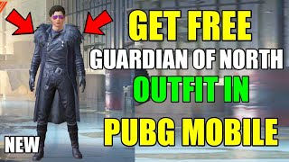 """Trick To Get """"Guardian Of North Outfit"""" In Pubg Mobile 
