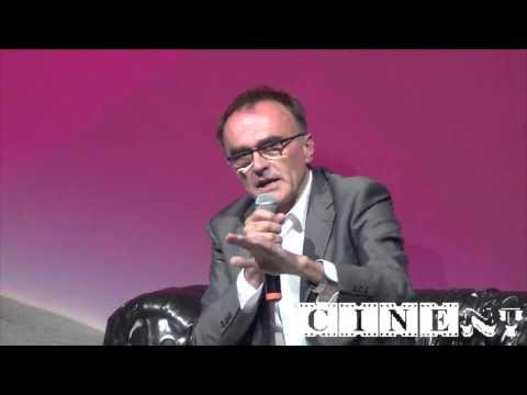 GIFF 2013: Conferencia magistral con Danny Boyle