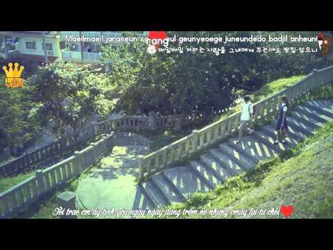 [Kara+Vietsub][MV] Give Love - AKMU