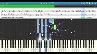 download lagu Humsafar Badrinath Ki Dulhania  Piano Tutorial +  gratis