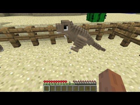 Minecraft Dinosaurs - Part 5 - First Dino Egg!