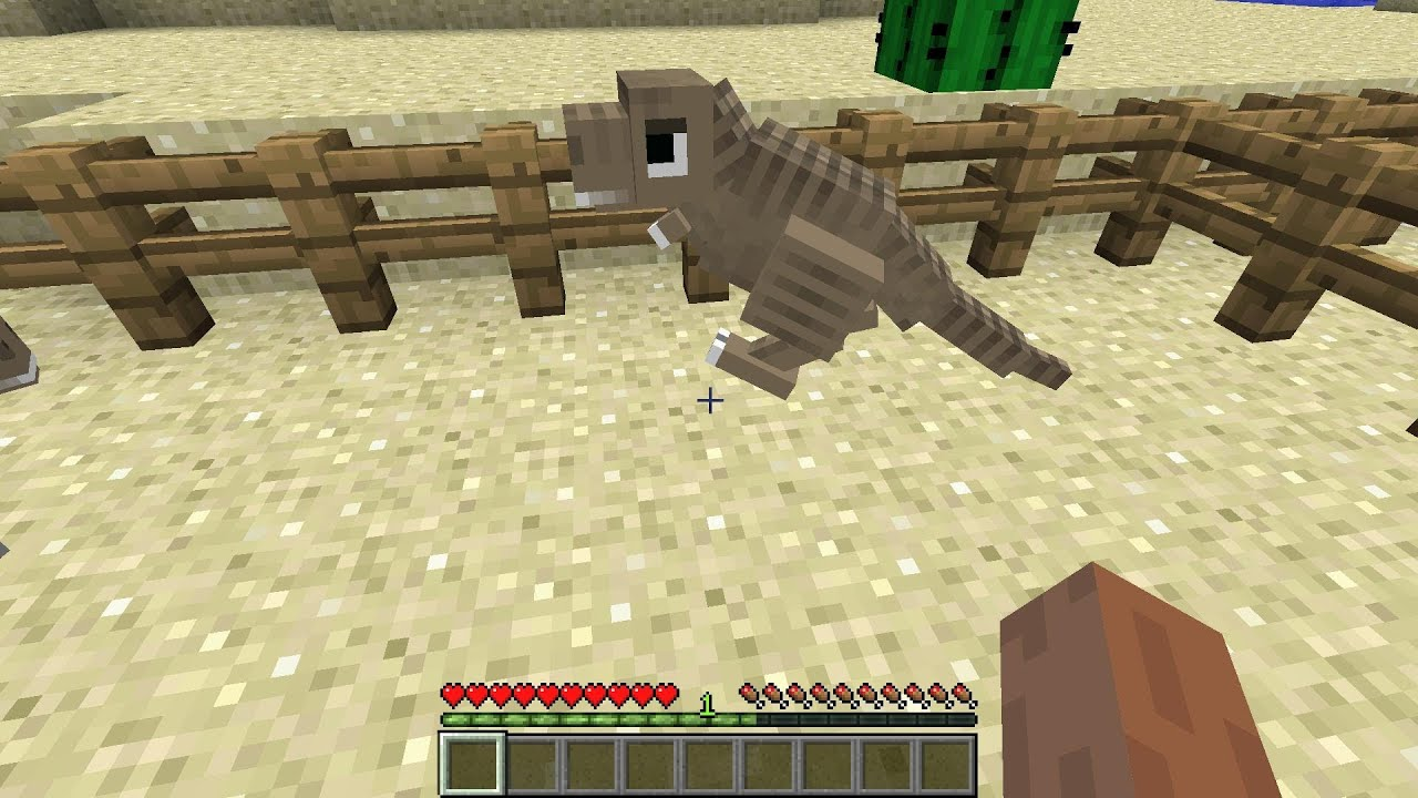 Minecraft Dinosaurs Part 5