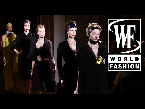 Front Row Atelier Gustavolins Spring-Summer 2015 Paris Haute Couture