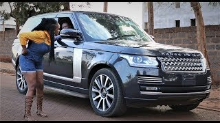 DESAGU 18 MILLION RANGE ROVER MAKES THEM GO CRAZY