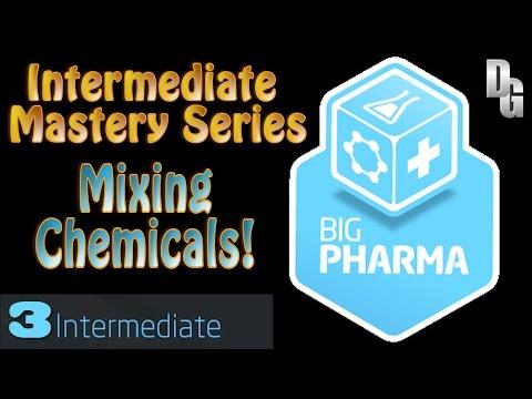 Big Pharma ► Episode 3 ► Mixing Drugs - Intermediate Mastery Series!