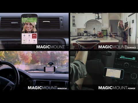 MAGICMOUNT - Magnetic Mount for Mobile Devices - Scosche