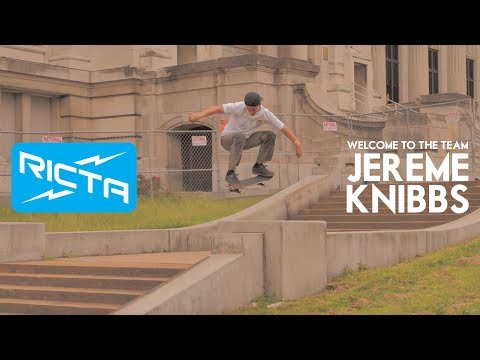 Welcome To The Team - Jereme Knibbs