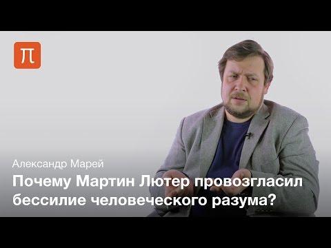 Политическая философия Мартина Лютера — Александр Марей