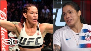 Amanda Nunes says Cris Cyborg turned down rematch, looks ahead to UFC 239 | SportsCenter | ESPN MMA
