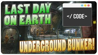 Bunker Alfa Code + Underground Dungeon! | Last Day On Earth Survival 1.5 Update