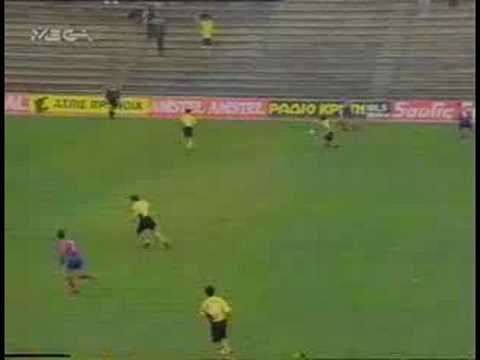 1993 - 1994 Match 13: Panionios - AEK