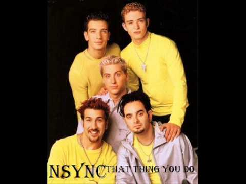 *NSYNC - N Sync - It's Gonna Be Me