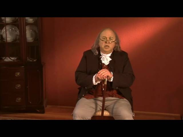 Benjamin Franklin en français.mp4