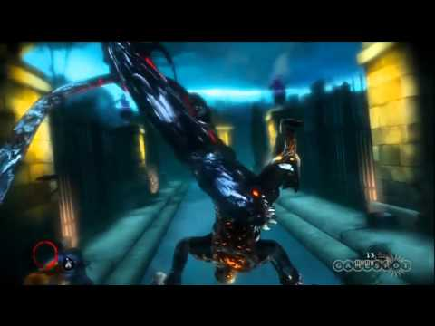 Death Montage - The Darkness II
