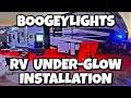 RV LED Under-Glow Installation  |  STEP BY STEP