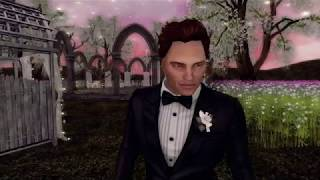 Crazy & Deyna Second Life Wedding - 3.29.19