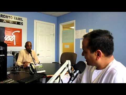 ISKCON Scarborough- Live Bhagavad Gita Tamil radio program- BG 9.25