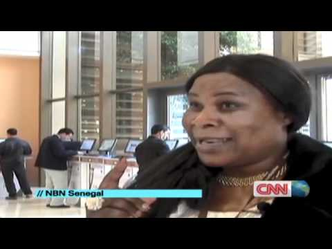 AFRICAN WOMEN SUMMIT TANGIER .flv