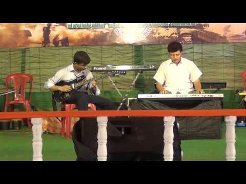 Mera Mulk Mera Desh Mera Ye Watan-instrumental Full Accompany By Pramit Das-diljale-1996.avi video