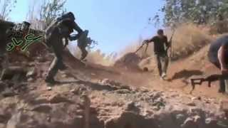 Heavy clashes between FSA and Army, airport 6 6 2013