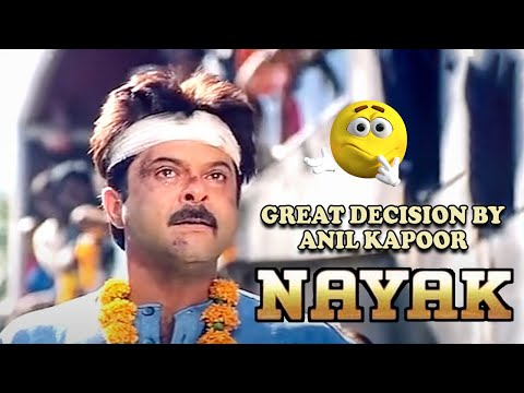 Great Decision By Anil Kapoor From Nayak Movie Scenes thumbnail