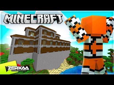 Finding A Woodland Mansion (Minecraft #35)