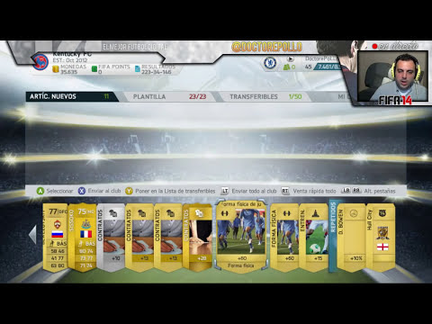 FIFA 14 |Ultimate Team| Operación Neymar