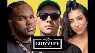 Adam22 & Lena the Plug Talk How To Handle A Freaky Girl: Dinner With Grizzley