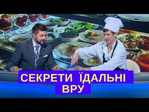 Що їдять депутати? - інтерв'ю з головним кухарем їдальні ВРУ   Дизель новини Україна -  news