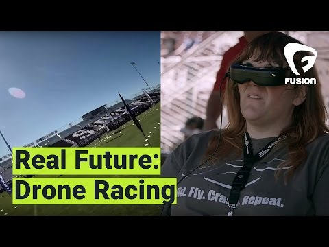 Real Future: The Best Female FPV Drone Racer In America (Episode 2)