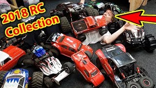 Kevin Talbots Crazy RC Collection 2018 PART 1