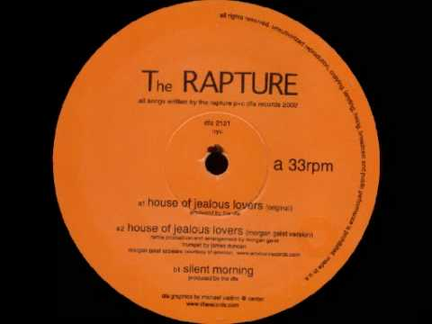 "The Rapture - House of Jealous Lovers (Original 12"" Version) - 2002"