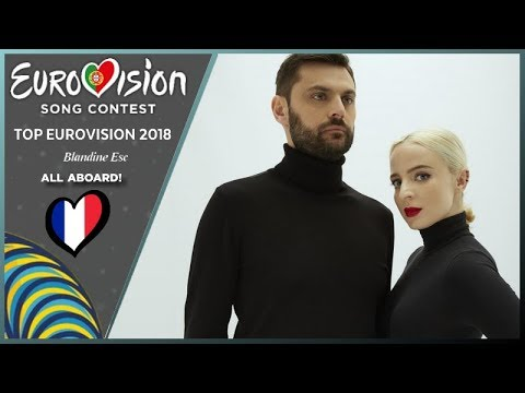 Eurovision 2018 : my top 2