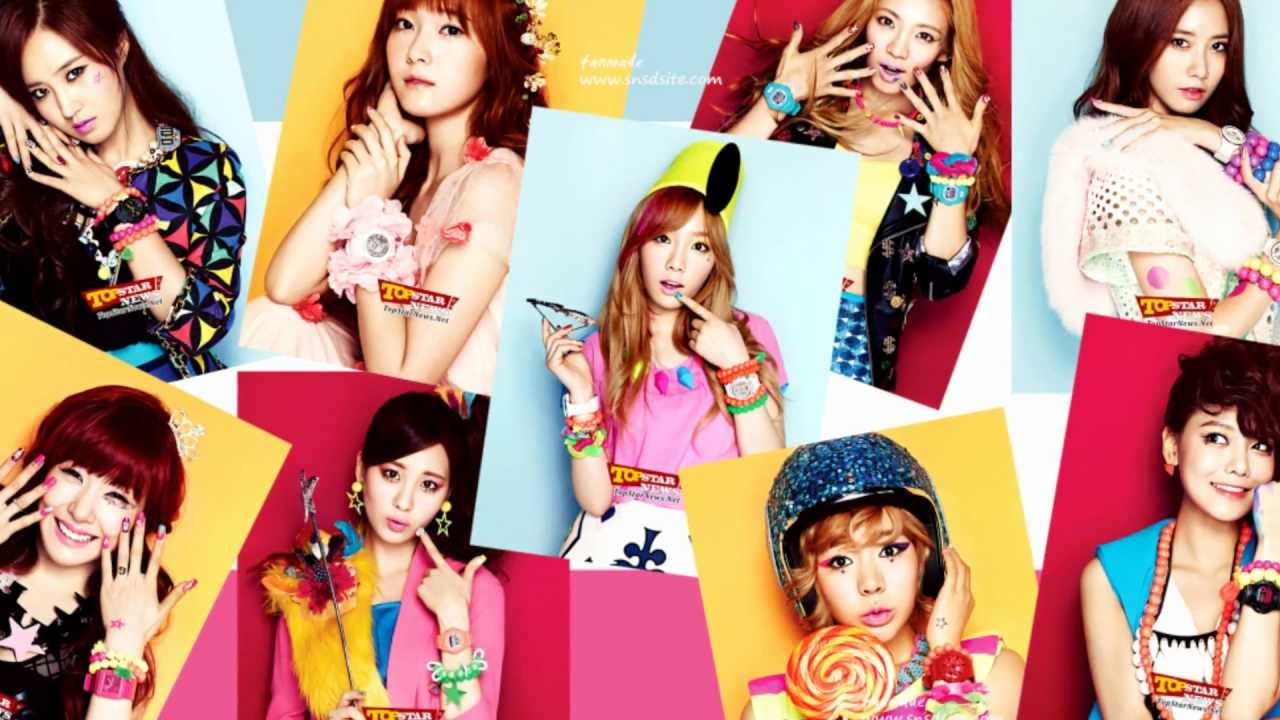 Girls Generation (Snsd) Beep Beep [Cover] - YouTube