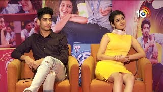 Priya Prakash Varrier & Roshan Rahoof Exclusive Interview | Lover's Day | 10TV News