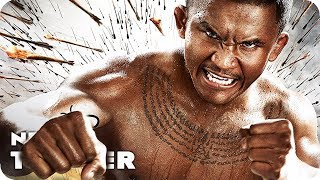 Broken Sword Hero Trailer (2017) Martial-Arts Movie | Thong Dee Fun Khao