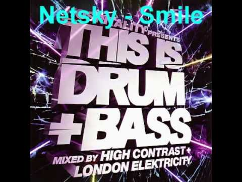 Netsky - Smile (Drum And Bass)