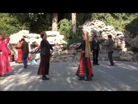 Beijing China – Dancing in the ...