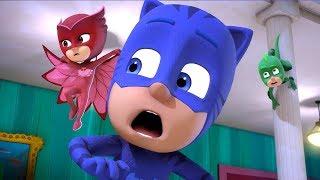 パジャマスク PJ MASKS   アウレットと フクロウのおきもの   子供向けアニメ