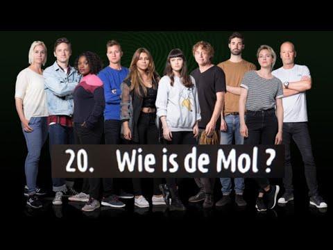 """Exclusief fragment Wie is de mol? """"Ben jij de mol?"""""""