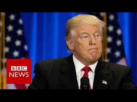 Why Trump is reaching out to small donors - BBC News