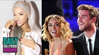 Ariana Grande Just Announced WHAT!? - Liam Admits He Still Loves Miley Cyrus (DHR)