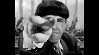 Moe Howard on Mike douglas Part 2
