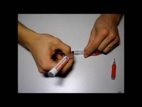 BB Gun ouy of pens DIY Life Hack